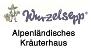 Alpenländisches Kräuterhaus