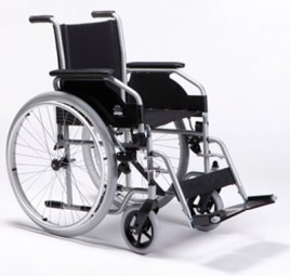 Rollstuhl 708 D (lang)