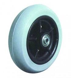 Rad, Elastic Reifen