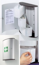 Verbandschrank First Aid Set L