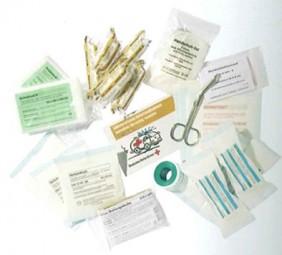 Nachfüllsatz für Verbandschrank First Aid Box M
