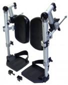 Beinstützen für Rollstuhl CANEO