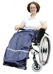Rollstuhl-Regenschürze ROLKO-rainPRO