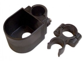 Stockhalter für Rollator INVACARE P452E/1 und P452E/2