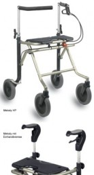 Rollator DOLOMITE MELODY M HP