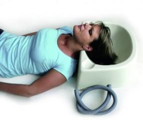 Kopfwaschwanne, Kunststoff