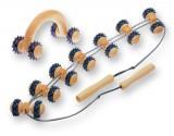Massageroller mit Gumminoppen (Rückenband)