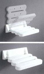 Duschklappsitz