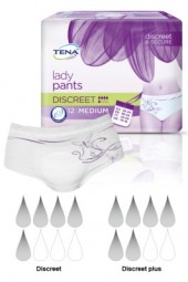 Schutzunterwäsche TENA Lady Pants (Discreet, Größe M)
