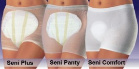 Fixierhose Seni Panty (Large)