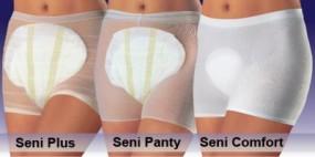 Fixierhose Seni Panty (X-Large)