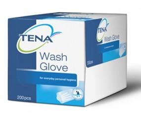 Waschhandschuh TENA Wash Glove, unfoliert