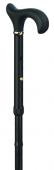 Faltstock Softgriff-Ergonomic, schwarz