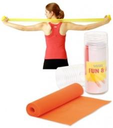Fun & Active Band Sissel, orange