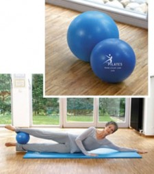 Pilates Soft Ball Sissel