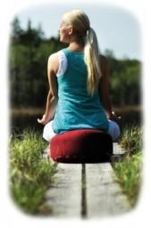 Yoga Relaxkissen Sissel