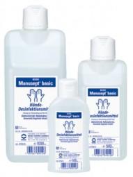 Hände-Desinfektionsmittel Manusept basic 500 ml