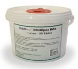 Desinfektions- und Reinigungstücher HIBOmed ClinWipes, Nachfüllpack