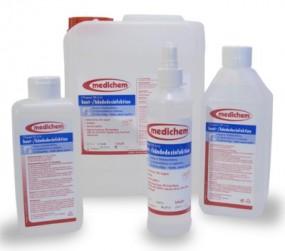 Hautdesinfektionsmittel medichem Flasche 1 l