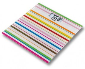Design-Glaswaage GS 27 HappyStripes